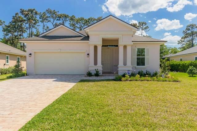 421 Venecia Way, St Augustine, FL 32086 (MLS #1109061) :: Olde Florida Realty Group