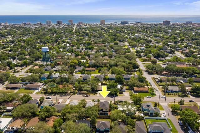 1020 Penman Rd, Jacksonville Beach, FL 32250 (MLS #1109081) :: The Volen Group, Keller Williams Luxury International