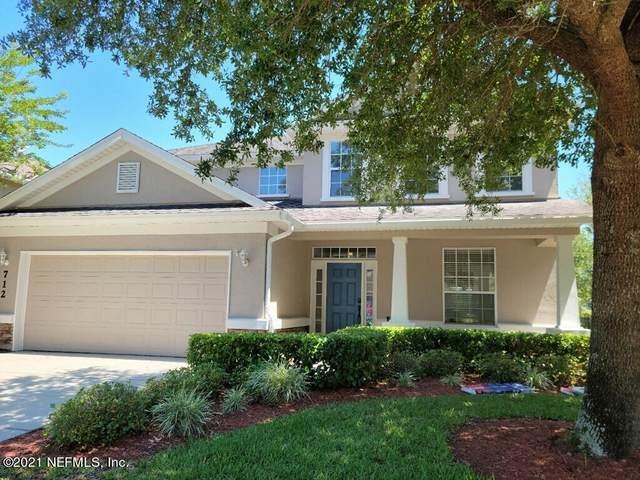 712 Spruce Pine Ln, Jacksonville, FL 32259 (MLS #1109110) :: The Volen Group, Keller Williams Luxury International