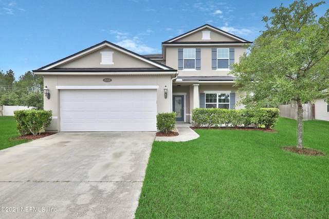 15708 Canoe Creek Dr, Jacksonville, FL 32218 (MLS #1109157) :: The Newcomer Group