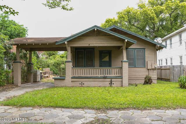 2343 Ernest St, Jacksonville, FL 32204 (MLS #1109165) :: The DJ & Lindsey Team