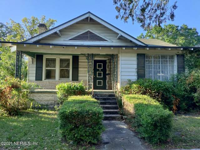 349 W 17TH St, Jacksonville, FL 32206 (MLS #1109204) :: The Impact Group with Momentum Realty