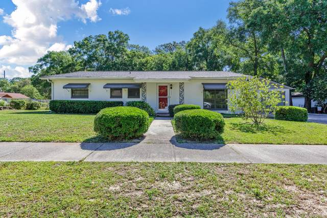 535 SE Cypress Ave, Keystone Heights, FL 32656 (MLS #1109232) :: The Hanley Home Team
