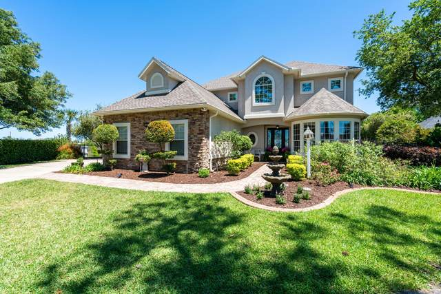 14520 Marsh Island Ln, Jacksonville, FL 32250 (MLS #1109233) :: Keller Williams Realty Atlantic Partners St. Augustine