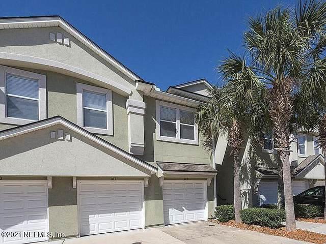 7068 Deer Lodge Cir #109, Jacksonville, FL 32256 (MLS #1109239) :: CrossView Realty