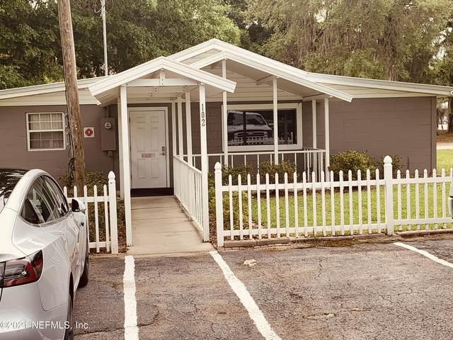 102 Holden Rd, Palatka, FL 32177 (MLS #1109244) :: The Randy Martin Team | Watson Realty Corp