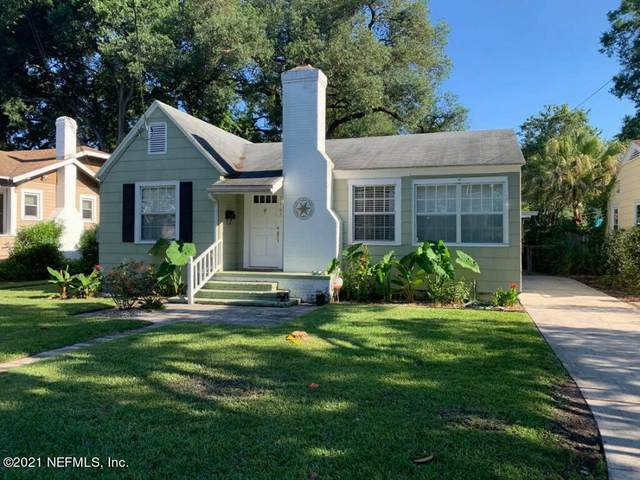 2967 Collier Ave, Jacksonville, FL 32205 (MLS #1109252) :: The DJ & Lindsey Team