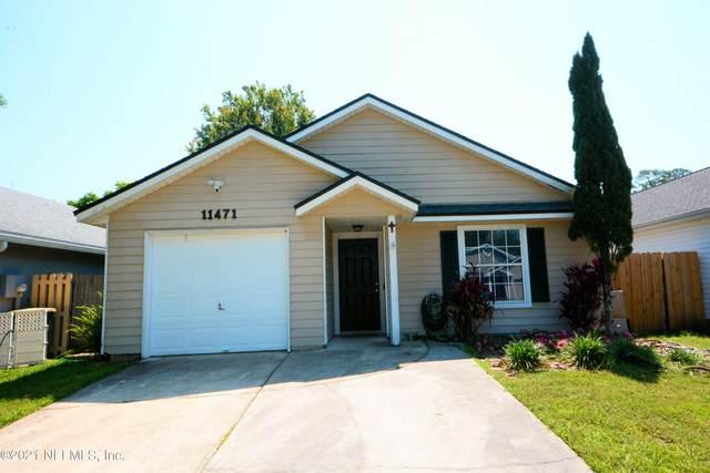 11471 Mandarin Glen Cir W, Jacksonville, FL 32223 (MLS #1109257) :: The Hanley Home Team