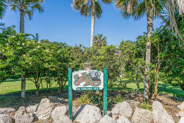 22 Comares Ave 6A, St Augustine, FL 32080 (MLS #1109275) :: Keller Williams Realty Atlantic Partners St. Augustine