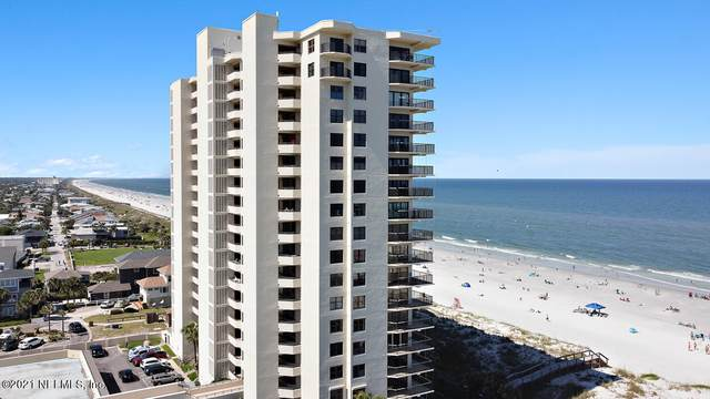 1901 1ST St N #802, Jacksonville Beach, FL 32250 (MLS #1109279) :: The Volen Group, Keller Williams Luxury International