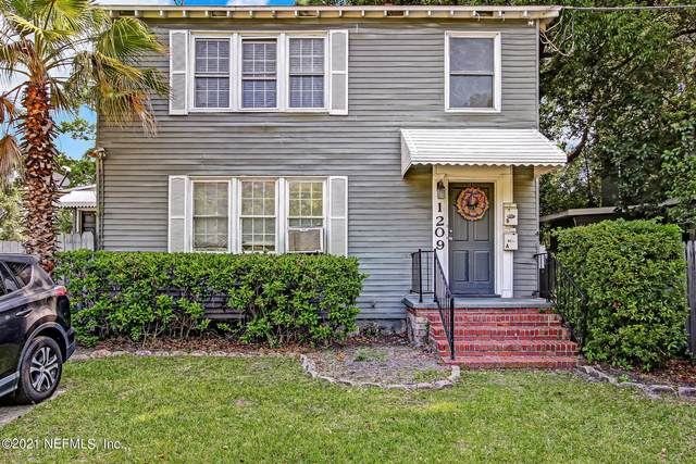 1209 Rensselaer Ave, Jacksonville, FL 32205 (MLS #1109295) :: The DJ & Lindsey Team