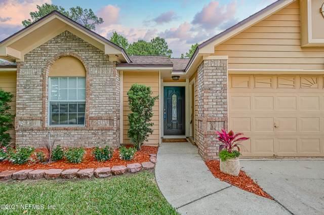 13233 Mendenhall Pl, Jacksonville, FL 32224 (MLS #1109330) :: The Hanley Home Team