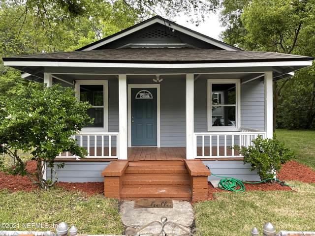 645 Herman St, Jacksonville, FL 32205 (MLS #1109334) :: The Hanley Home Team
