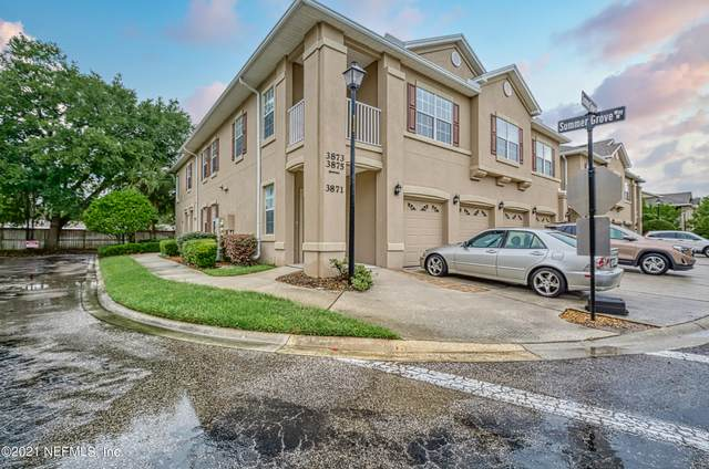 3873 Summer Grove Way N #7, Jacksonville, FL 32257 (MLS #1109342) :: Olde Florida Realty Group