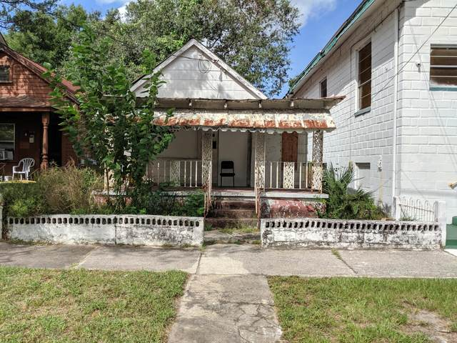 914 Ionia St, Jacksonville, FL 32206 (MLS #1109362) :: Noah Bailey Group