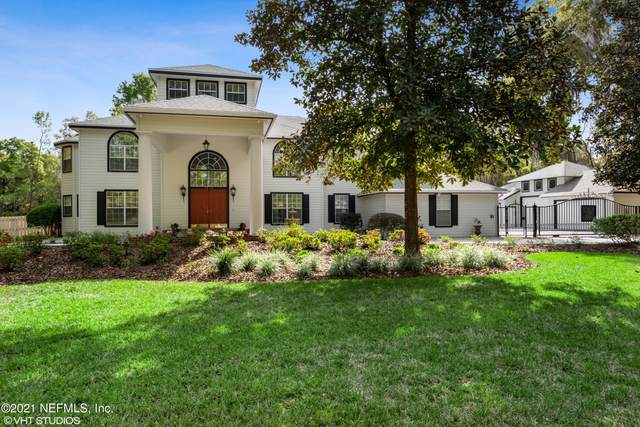 7815 NW 20TH Ln, Gainesville, FL 32605 (MLS #1109365) :: Noah Bailey Group