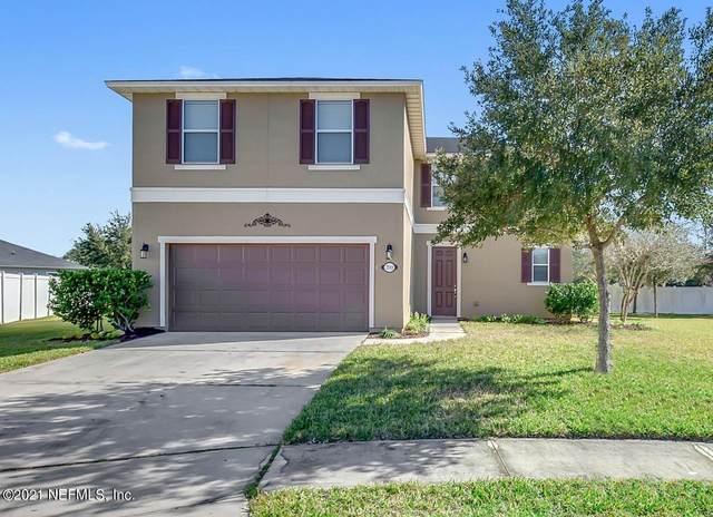 7593 Mishkie Dr, Jacksonville, FL 32244 (MLS #1109377) :: The Hanley Home Team