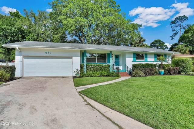 627 Antigua Rd, Jacksonville, FL 32216 (MLS #1109393) :: Engel & Völkers Jacksonville