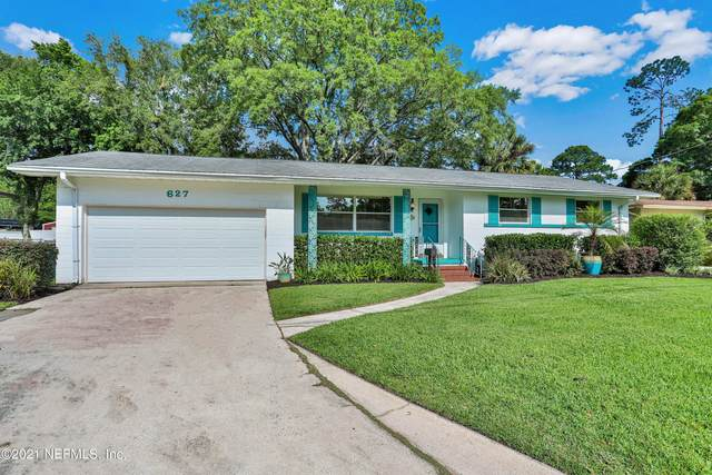 627 Antigua Rd, Jacksonville, FL 32216 (MLS #1109393) :: Olde Florida Realty Group