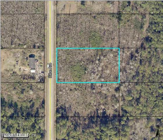 10640 Dillon Ave, Hastings, FL 32145 (MLS #1109403) :: Endless Summer Realty