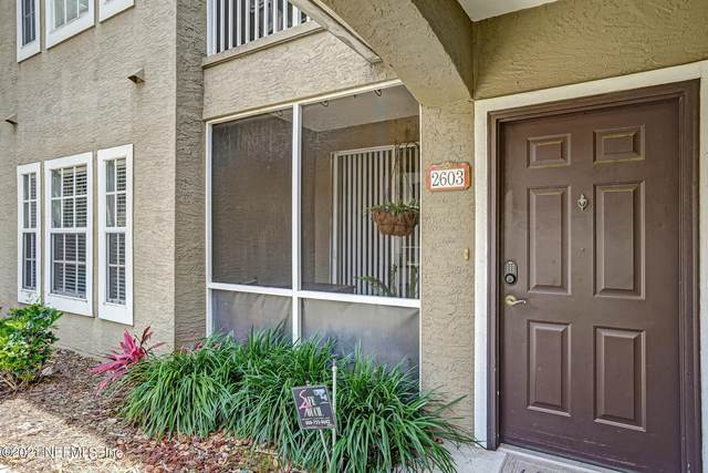 10075 Gate Pkwy #2603, Jacksonville, FL 32246 (MLS #1109445) :: The Hanley Home Team