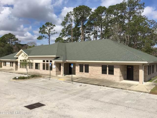 14011 Beach Blvd #450, Jacksonville, FL 32250 (MLS #1109453) :: The Hanley Home Team