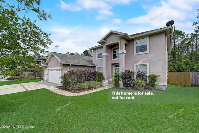 2264 Gardenmoss Dr, GREEN COVE SPRINGS, FL 32043 (MLS #1109493) :: The Every Corner Team