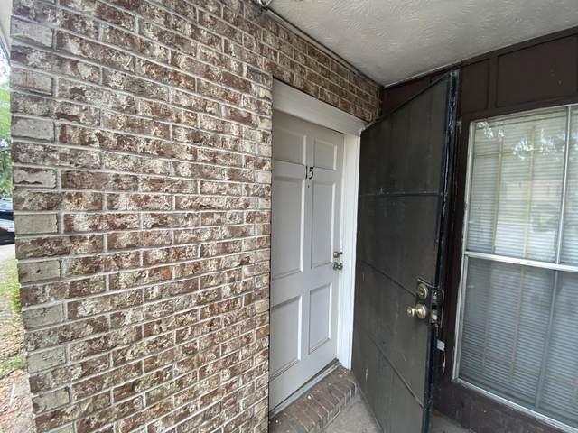 851 Bert Rd #15, Jacksonville, FL 32211 (MLS #1109504) :: Endless Summer Realty