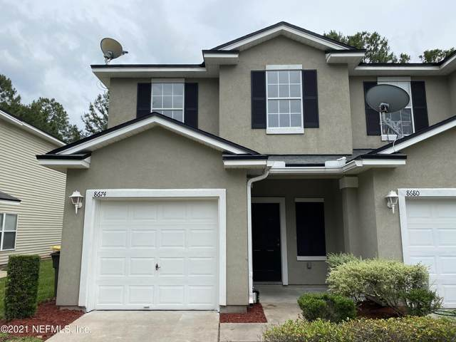 8674 Tower Falls Dr, Jacksonville, FL 32244 (MLS #1109507) :: The Newcomer Group