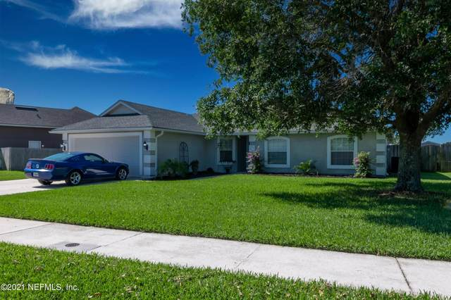 2531 Glenfield Dr, GREEN COVE SPRINGS, FL 32043 (MLS #1109528) :: The Hanley Home Team