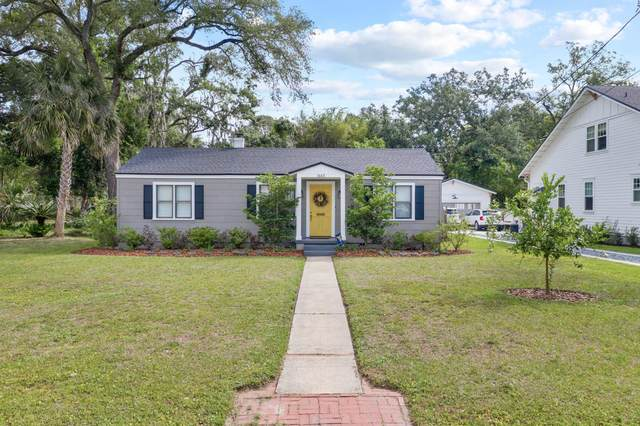 1643 Canterbury St, Jacksonville, FL 32205 (MLS #1109535) :: The DJ & Lindsey Team