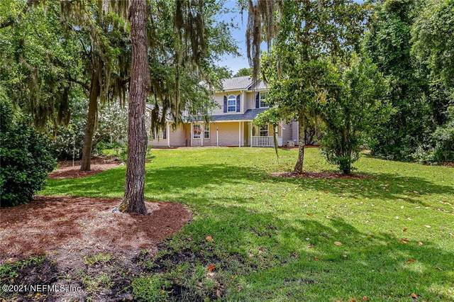 95022 River Marsh Ter, Fernandina Beach, FL 32034 (MLS #1109546) :: The Volen Group, Keller Williams Luxury International