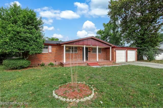 2303 Courtney Dr, Jacksonville, FL 32208 (MLS #1109570) :: EXIT Real Estate Gallery