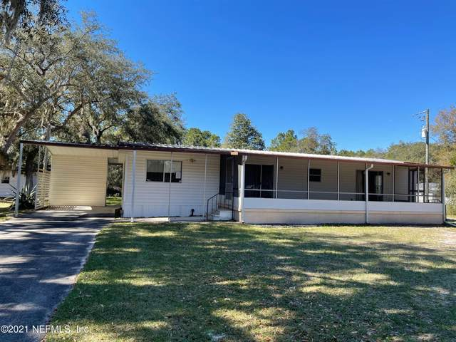 117 Osceola Rd, Georgetown, FL 32139 (MLS #1109606) :: Noah Bailey Group