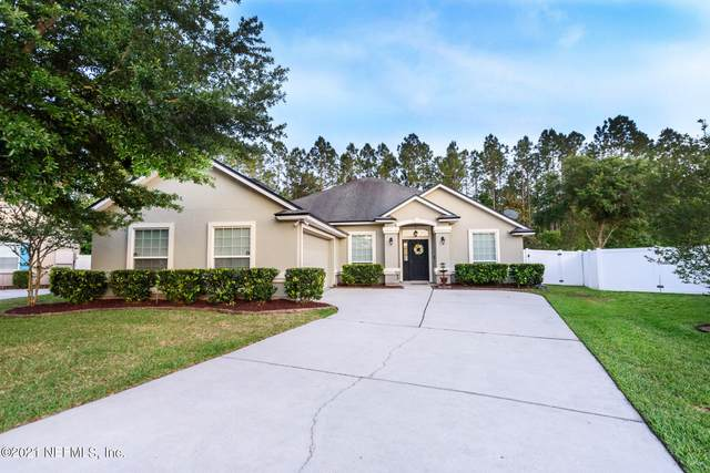 26 Victoria Falls Way, St Augustine, FL 32092 (MLS #1109622) :: EXIT Inspired Real Estate