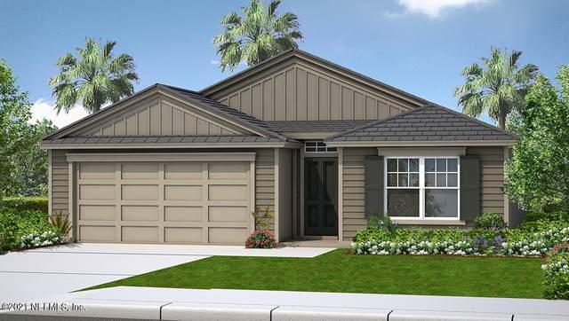 3483 Lawton Pl, GREEN COVE SPRINGS, FL 32043 (MLS #1109637) :: Berkshire Hathaway HomeServices Chaplin Williams Realty