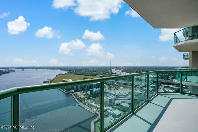 1431 Riverplace Blvd #2806, Jacksonville, FL 32207 (MLS #1109650) :: EXIT 1 Stop Realty