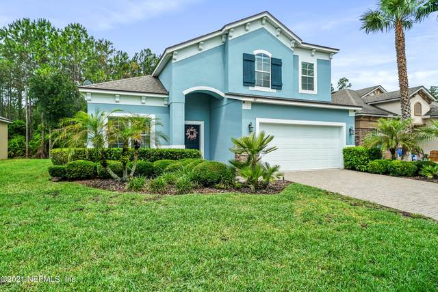 37 Cornwall Dr, Ponte Vedra Beach, FL 32081 (MLS #1109655) :: EXIT Inspired Real Estate