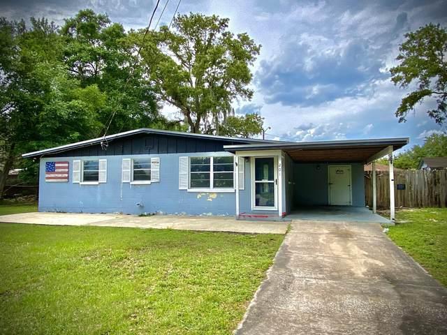 201 Hilltop Dr, Orange Park, FL 32073 (MLS #1109673) :: Olde Florida Realty Group