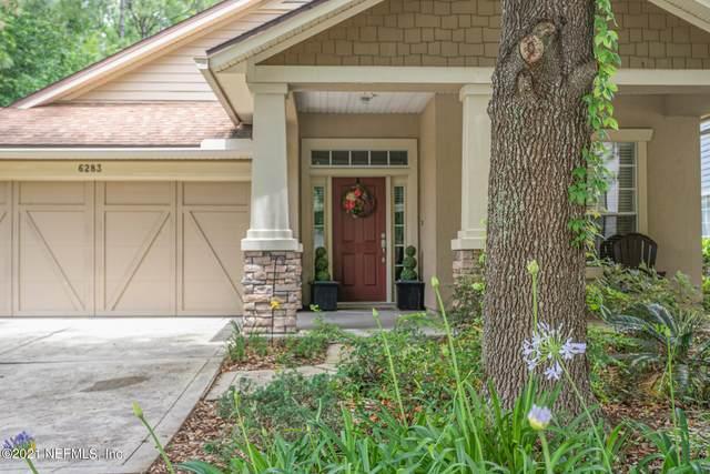 6283 Falbridge Ct, Jacksonville, FL 32258 (MLS #1109697) :: The Hanley Home Team