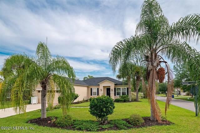 510 Mackenzie Cir, St Augustine, FL 32092 (MLS #1109736) :: The Hanley Home Team