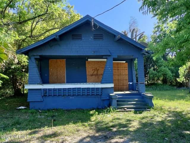 354 Woodbine St, Jacksonville, FL 32206 (MLS #1109745) :: Noah Bailey Group