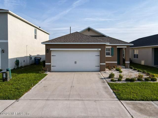 152 Eagle View Loop, Davenport, FL 33837 (MLS #1109756) :: EXIT 1 Stop Realty