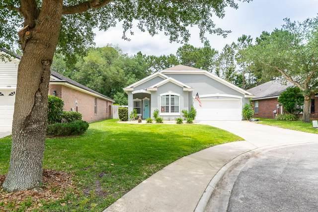 1755 Canopy Oaks Dr, Orange Park, FL 32065 (MLS #1109768) :: Berkshire Hathaway HomeServices Chaplin Williams Realty