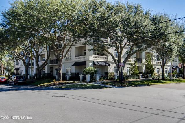 2064 Herschel St #202, Jacksonville, FL 32204 (MLS #1109781) :: The DJ & Lindsey Team