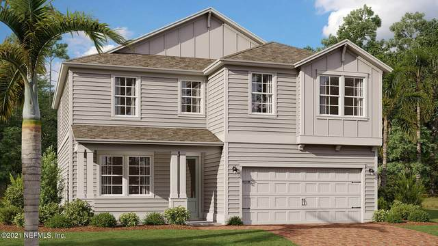 225 Silverleaf Village Dr, St Augustine, FL 32092 (MLS #1109796) :: The Randy Martin Team | Watson Realty Corp