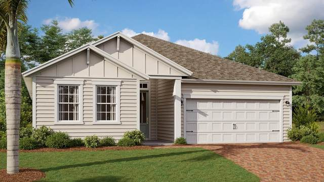215 Silverleaf Village Dr, St Augustine, FL 32092 (MLS #1109808) :: The Randy Martin Team | Watson Realty Corp