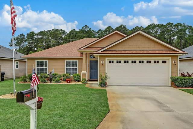 86109 Fortune Dr, Yulee, FL 32097 (MLS #1109822) :: Olde Florida Realty Group
