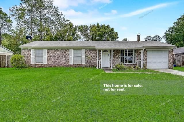 229 Evergreen Ln, Middleburg, FL 32068 (MLS #1109828) :: The Hanley Home Team