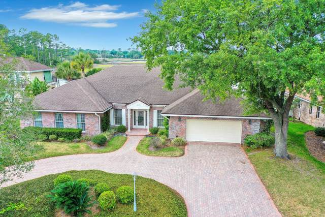 14155 Pine Island Dr, Jacksonville, FL 32224 (MLS #1109845) :: The Hanley Home Team